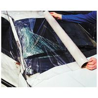 RBL Products - 428 Collision Wrap Film (Windshields)